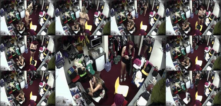 Dressing room Strip club_991