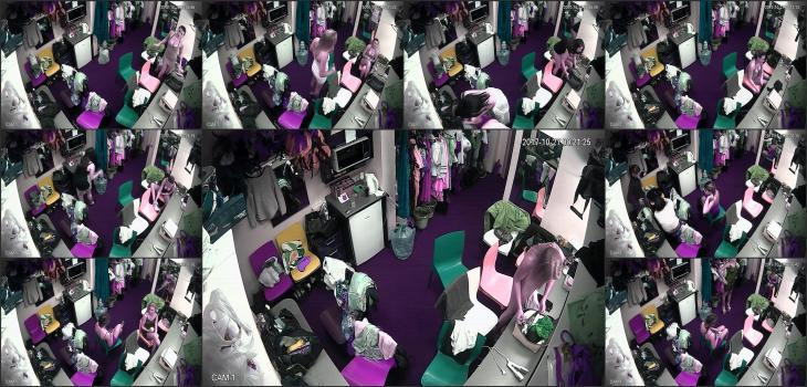 Dressing room Strip club_992