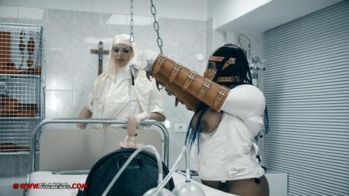 Treatment In Medical Restraints – Venus Black And Miss Estigia Part Three (Clip384). Feb 23 2019. Clinicaltorments.com (730 Mb)