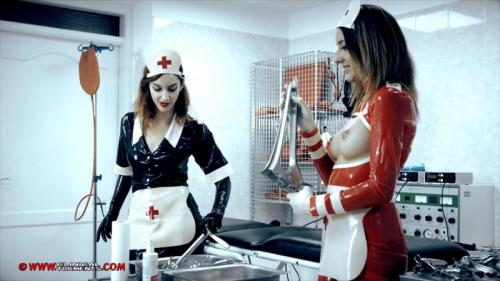Unwillingness To Work – Susy Blue And Margout Darko Part One (Clip 372). Oct 19 2018. Clinicaltorments.com (750 Mb)
