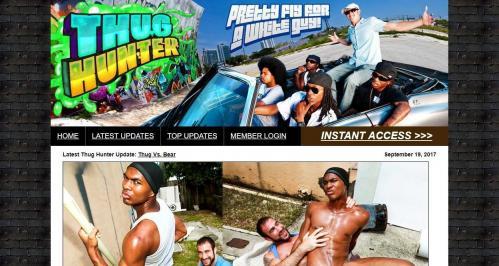 ThugHunter.com – SITERIP (HD)