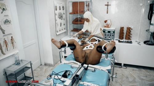 Treatment In Medical Restraints – Venus Black And Miss Estigia Part Four (Clip395). Jun 07 2019. Clinicaltorments.com (909 Mb)
