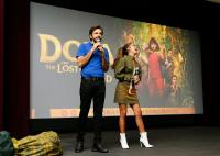 """Isabela Moner -    """"Dora and the Lost City of Gold"""" Screening & Zoo visit, Smithsonian National Zoological Park Washington D.C. July 21st 2019."""