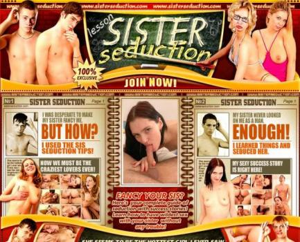 SisterSeduction (SiteRip) Image Cover