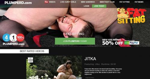 FatSitting.com SITERIP