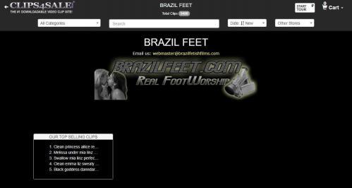BrazilFeet.com – SITERIP
