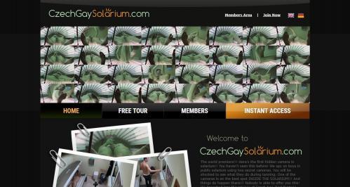 CzechGaySolarium.com – SITERIP (HD)