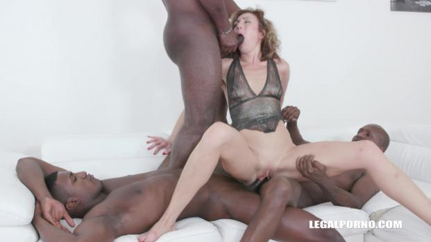 LegalPorno 2019 Julia North First Anal First Black Cocks For Kinky Bitch 720p XXX MP4-CLiP