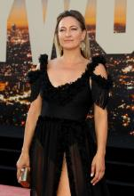 Zoe Bell - Once Upon A Time in Hollywood Premiere Los Angeles July 22 2019