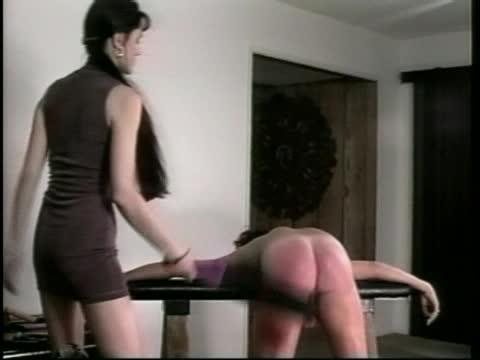 Senior women who spank, lesbian dildo induced orgasm