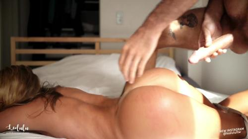 She Wakes Him Up With A Blowjob That Leads To Hard Sex [FullHD 1080P]