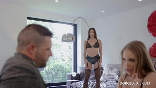 Alessandra Jane And Clea Gaultier Banker [FullHD 1080P]