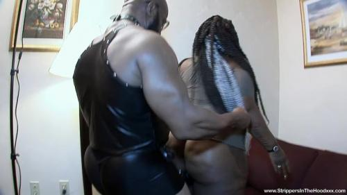 Pharaoh Body returns to experience another performance from a BBC strpper and was satisfied after being filled up with his cum!!! [SD 480P]