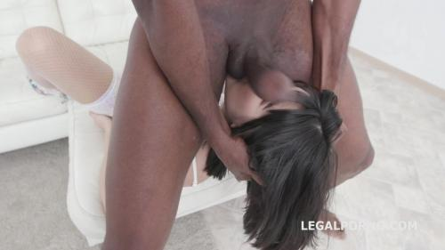 Lady Dee Vs 2 BBC Balls Deep Anal, DAP, Biggest Gapes, Creampie and Swallow GIO939 [HD 720P]