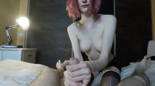 Sloppy Blowjob from Amateur Redhead Teen POV 60FPS [FullHD 1080P]
