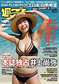 Weekly Playboy 2019-29 (週刊プレイボーイ 2019年29号)
