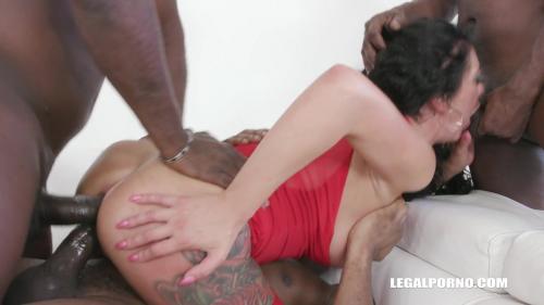 Morgan XX keeps enjoying black cocks IV319 [HD 720P] Watch Online