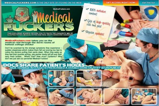 MedicalFuckers (SiteRip) Image Cover